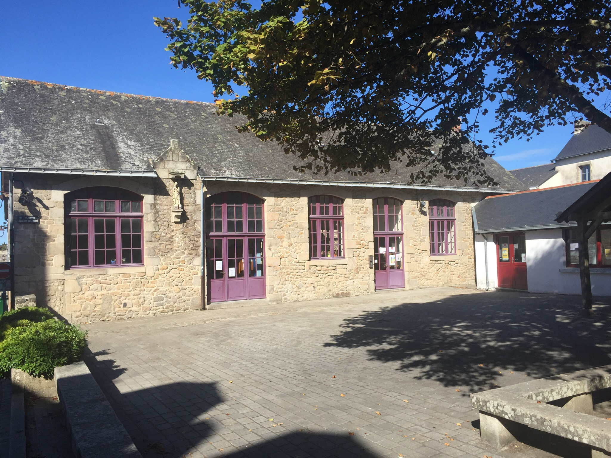 Ecole sainte marie Guérande bienvenue