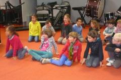 Les CE1 ET CE1/CE2 à l'école de musique
